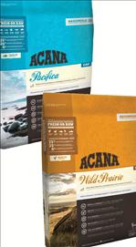 Acana Wild Prairie/  Pacifica Cat Food 4.54 kg