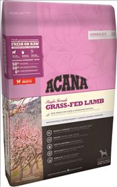 Acana Grass-Fed Lamb Dog Food 11.4 Kg
