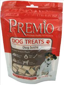 10xPremio Sushi Dog Treats(100gr each)