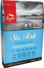 Orijen Six Fish 11.4 Kg