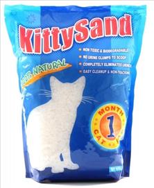 Crystal Cat Sand 3.6L 1.53 Kg