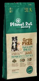 Planet Pet Adult Lamb&Chicken Grain free 12 Kg