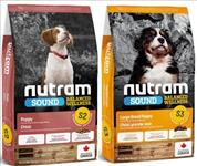 Nutram Puppy S2 / Puppy Large Breed S3 Dog Food 11.4 kg