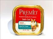 32XCans Premio Pate Cat Food Various Flavours-100gr each