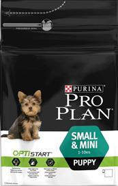 ProPlan Small&Mini Puppy Dog Food 3 Kg