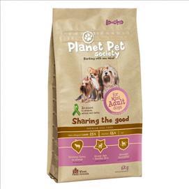 Planet Pet Adult Mini Lamb dog food 6 kg
