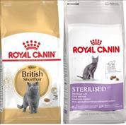 Royal Canin British / Royal Canin Sterilized Cat Food  10 Kg
